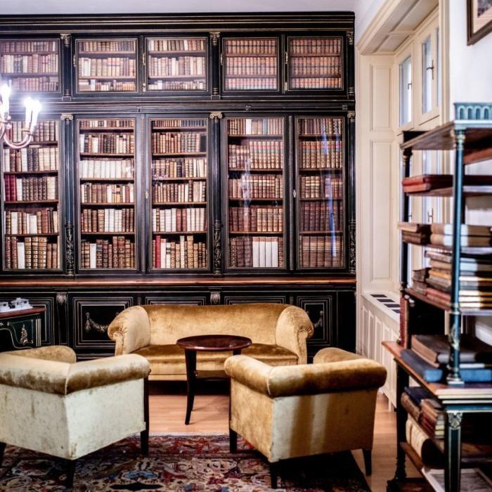 Egy rejtőzködő könyvtár